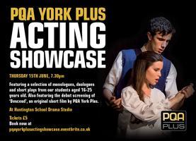 PQA York Plus Acting Showcase