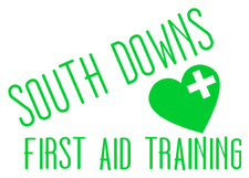 South Downs First Aid logo