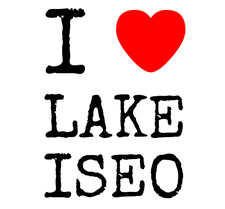 I Love Lake Iseo logo