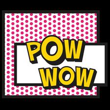 POW WOW Loughborough logo
