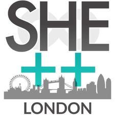 She Plus Plus London logo