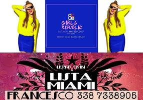 THE CLUB MILANO - SABATO 13 MAGGIO 2017 - SATURDAY...