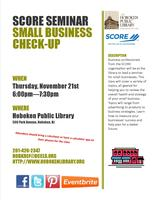 Small Business Check-Up: A SCORE Seminar