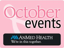 Think Pink This October! Special events at impressions...