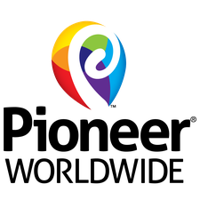 Globos Qualatex de Pioneer logo