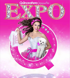 Quinceanera Expo logo