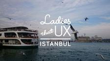 LadiesThatUX-İstanbul logo