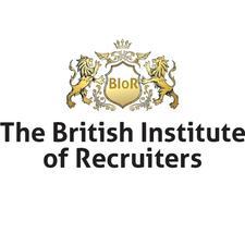 The British Institute of Recruiters logo