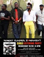 "Robert Glasper Experiment ""Black Radio 2"" CD Listening..."