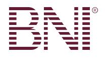 BNI Merseyside - #1 logo