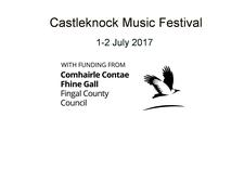 Castleknock Music Festival logo