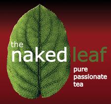 The Naked Leaf logo