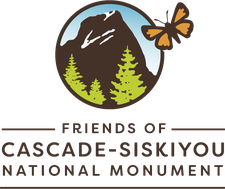 Friends of  Cascade-Siskiyou National Monument logo