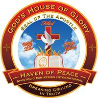 God's House of Glory Haven Of Peace Ministry logo
