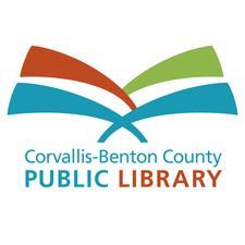 Corvallis-Benton County Public Library logo