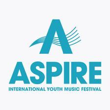 ASPIRE International Youth Music Festival logo