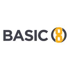 Basic 8 logo