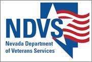 Nevada Department of Veterans Services logo