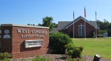 West Concord Baptist Church logo