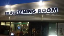 The Screening Room Cinema Cafe logo