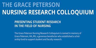 Grace Peterson Research Colloquium
