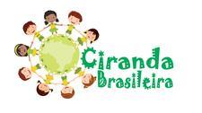 Ciranda Brasileira logo