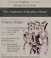 Feb 2012 Fashion Industry Mixer