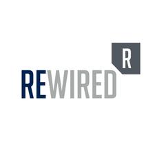 Rewired  logo