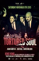 Tortured Soul (live) | Soul & Tonic at King King