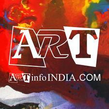 ARTinfoINDIA.COM (Website) logo