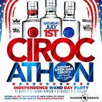 CIROCATHON NYC : Open Bar Ciroc DayParty July4th Wknd