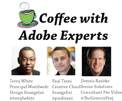 Coffee with Adobe Experts