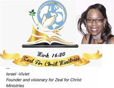 Zeal for Christ Ministries logo
