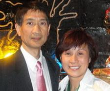 Angela Shim, Core Vitality Coach & Ray Shim, Nutritious Food Architect logo
