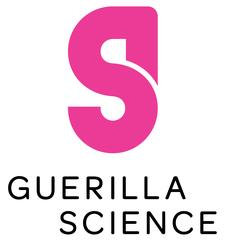 Guerilla Science logo