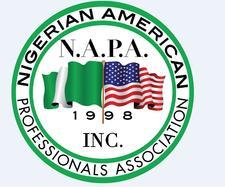 Nigerian American Professionals Assocation (NAPA) logo