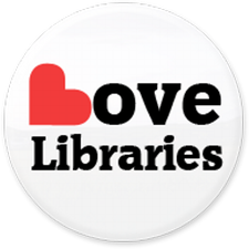 Libraries Around Norwich logo