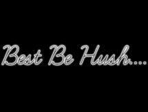 BestBeHush.co.uk logo