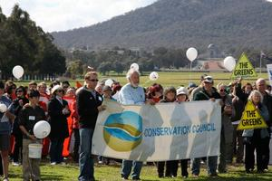 Canberra National Day of Climate Action