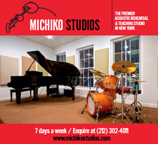 Michiko Studios Live Events logo
