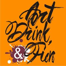 Art, Drink & Fun logo