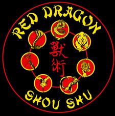 Red Dragon Shou Shu Pacific Beach logo