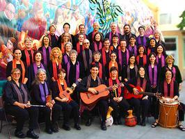 La Peña Community Chorus Tribute to Rafael Manriquez