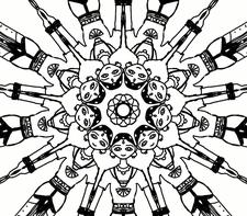 Samarpana Classical Arts logo