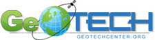 National Geospatial Technology Center of Excellence logo