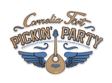 Cornelia Fort Pickin' Parties by the Friends of Shelby Park logo