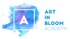 Art In Bloom Academy logo