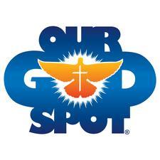 Our God Spot logo