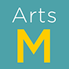 Arts Media Contacts logo