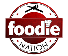 Foodie Nation  logo